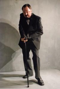 Jon Mullich as Richard III